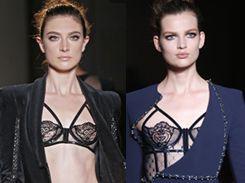 란제리룩, '꾸준한 인기…' '당당히 드러낸 속옷'