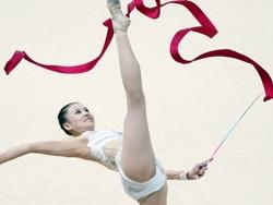 손연재 선수 종합 5위 세계 리듬체조 선수권대회
