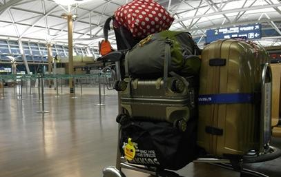 프랑스에서 잃어버린 여행가방