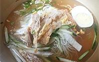서울에서 맛보는 진주냉면