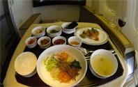 아시아나 항공, 1등석 사진