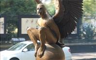 멕시코시티, 화려한 거리 조형물
