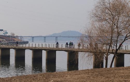 한강길 따라 봄맞이 라이딩