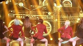 <strong>女그룹의 역대 최강 '쩍벌 댄스'</strong>