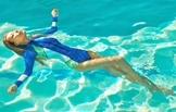 유빈, 글래머러스한 몸매 뽐낸 수영복 자태