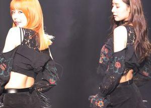 달샤벳, 핫팬츠 입고 '아찔한 섹시 댄스'