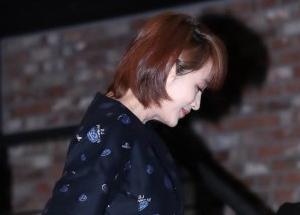 전 남친 유해진 응원 온 '의리녀' 김혜수
