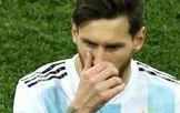 메시, 아르헨티나 16강 탈락시 대표팀 은퇴?