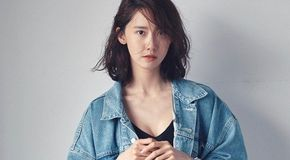 <strong>윤아, 탱크톱에 자켓 하나...'미공개컷 공개'</strong>