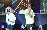 DJ DOC, 한국당 의원들 앞에 두고 '폭풍디스'