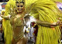 브라질 카니발'키스 금지령'