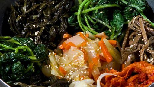 [Our History] 참기름 향기 솔솔~ 쓱쓱 비벼 꿀꺽! - '비빔밥' 맛집