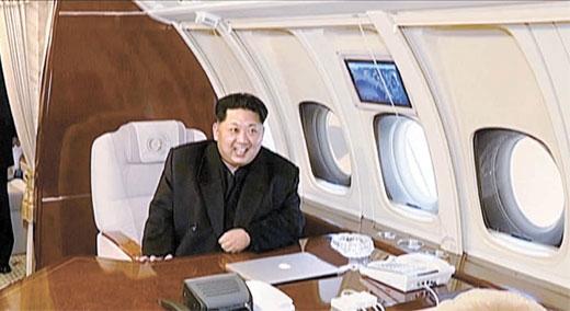김정은 1억 달러 돈줄 끊기, 현금보다 '어음 효과'