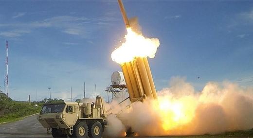 美, 최초로 본토 미사일 방어부대 한국에 전개