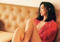 패션의 완성은 몸매몸소 보여준 그녀의 몽환적 화보