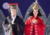 """""""왕후의 연회""""  경복궁을 수놓은 한국의 美"""