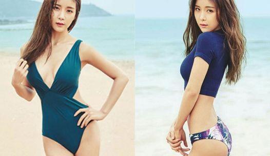 조현영, 아찔한 수영복…'시선 강탈'