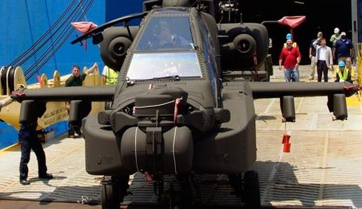 한 번에 탱크 16대 잡는 아파치 가디언 헬기