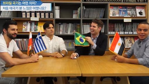[비정상톡쇼] 브라질 국기를 보면 새마을기가 떠오르는 나···