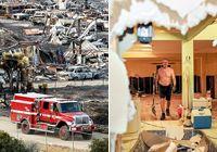 서부는 산불로, 동부는 홍수로… 폐허가 된 미국