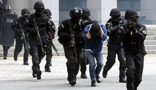 국회에서 테러가 난다면? 테러 대응 방법