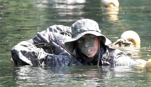 [서소문 사진관] 대한민국 최초 여군레인저 도전!