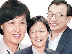 이정현·추미애·유승민··· 여의도 점령한 58년 개띠