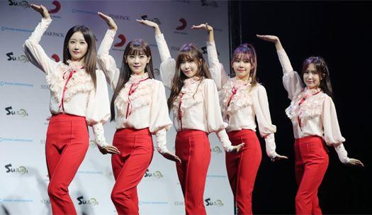 돌아온 크레용팝 '두둠칫' 안무가…