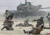 강 건넌 북한군과 백병전6·25 낙동강전투 재연