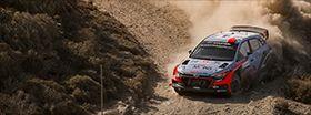 WRC의 다크호스 현대  선두 폴크스바겐 추격
