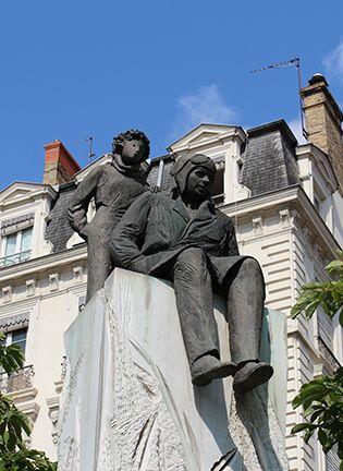 전통과 미식의 도시프랑스 리옹