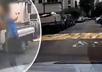 도주 차량 붙잡은 시민들영상 보니 ···