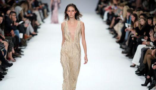 우크라이나 패션쇼, 모델 미모가…