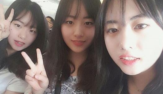 세쌍둥이 자매가 모두 경남 고성군청 공무원