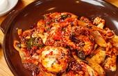 [땅이야기 맛이야기]갑오징어의 매콤한 불 맛
