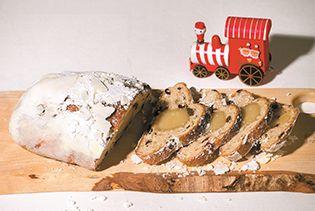 독일 빵 '슈톨렌' 어떤 맛이길래…