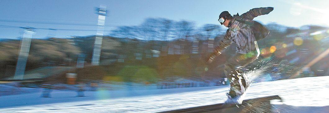 [커버스토리] 평창 스키장 3곳 올림픽 이벤트
