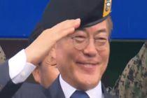 """""""군대도 안 갔다온 사람들, 문재인 앞에서 안보얘기 하지마시라"""""""