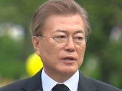 """""""진짜 죄인은 靑에 있는데"""" 법원 앞 朴 지지자들 오열"""