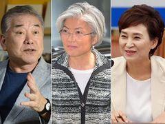 문정인·강경화·김현미··· 文 정부 '연대 정외' 뜬다