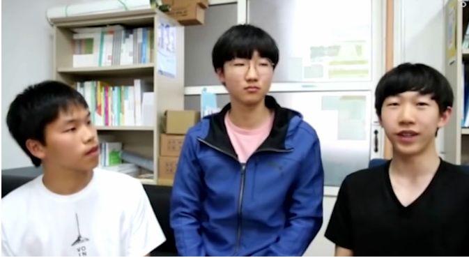 """""""독도는 한국 영토, 올바른 교육을…"""" 일본에 편지 쓴 중학생들"""