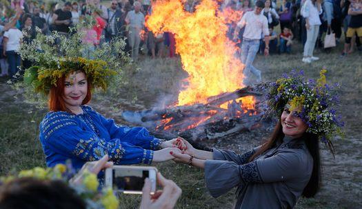 슬라브족의 여름축제  '이반 쿠팔라'