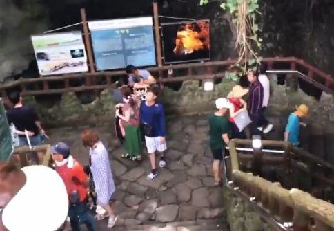 영상 15도 제주 용암굴 지하세계로 떠나는 피서