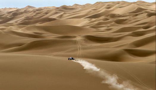 실크로드를 달린다...'Silkway Rally'