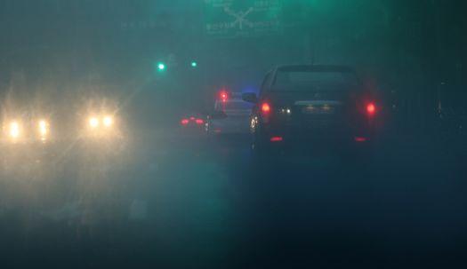 서울 폭우 물폭탄…밤같은 낮