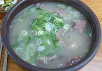 경기도 대표 음식 '소머리 국밥'숨은 유래에 담긴 감동 사연