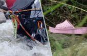 폭우로 순식간에 불어난 계곡물에···2명 사망