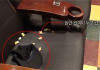 객석 의자엔 모자와 팝콘이···영화 '애나벨' 상영관 가보니