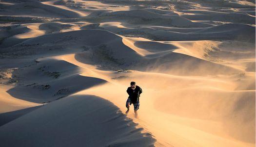 고비 사막, 그곳에 가면…