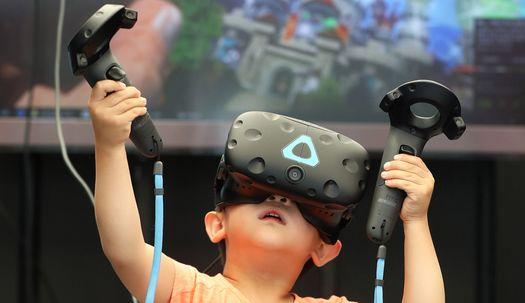 손끝에서 느껴지는 가상현실,  코리아 VR